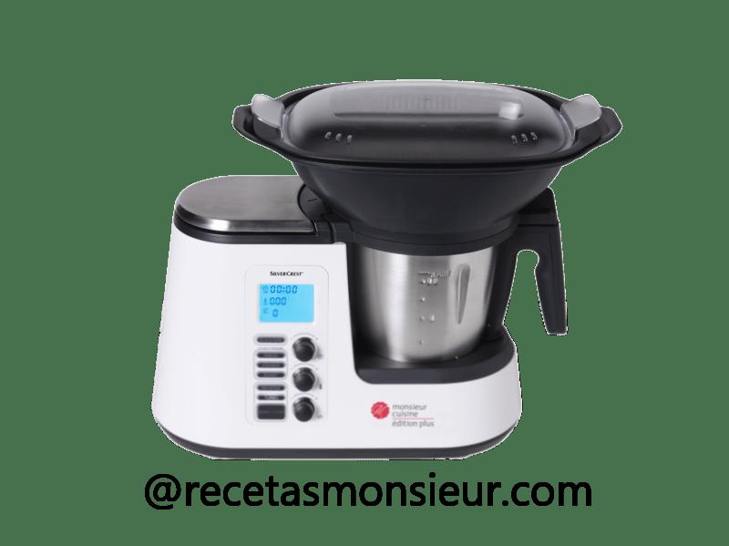 Monsieur Cuisine Lidl Recetasmonsieur Com 2020