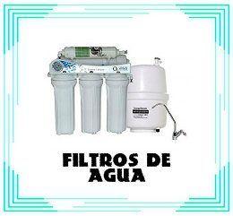 Filtros de agua monsieur