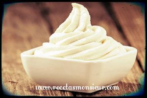 Receta de heleado de yogur con Monsieur Cuisine