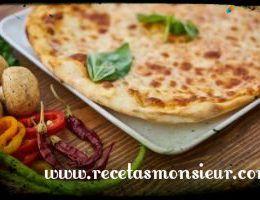 masa para pizza con Monsieur Cuisine