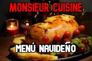 Recetas navideñas monsieur cuisine connect y plus. Navidad, Fin de año, Reyes.