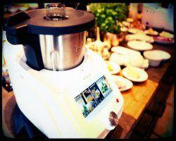 Robot de cocina multifunción Monsieur Cuisine Connect de Silvercrest