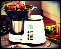 Robot multifunción Monsieur Cuisine Plus