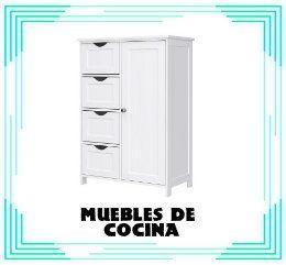 Muebles de cocina para monsieur cuisine