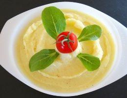 puré de patata y cebolla receta monsieur cuisine connect