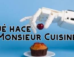 Qué hace la Monsieur Cuisine