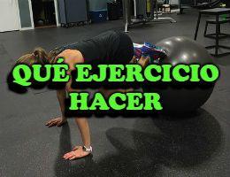 que actividad física hacer