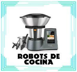 Robots de cocina monsieur cuisine